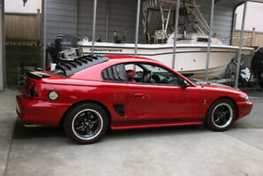 supercharged 1994 Mustang