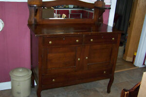 FOR SALE:  Antique Sideboard (Reduced Price)