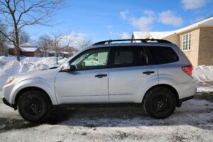 2013 Subaru Forester X SUV, Crossover