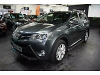 2013 Toyota RAV4 2.2 D-4D INVINCIBLE 5d 150 BHP AUTO Estate Diesel Automatic