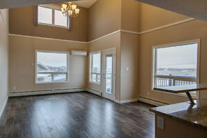 Renovated Two Bedroom Loft Style Penthouse Unit For Sale