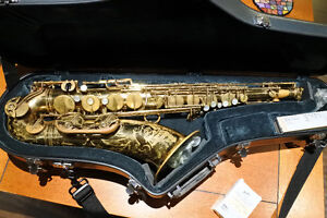 Selmer Mark VI Gold Plated Neck for Sale