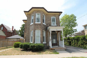 Large brick Duplex located in the heart of Brantford.