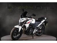 2013 63 HONDA CB500F-A