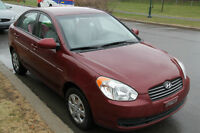 2006 Hyundai Accent SUPER. DEAL. LOW. KLM. LIKE. NEW