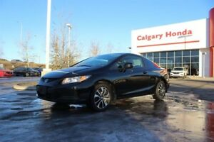 2013 Honda Civic Coupe EX 5AT