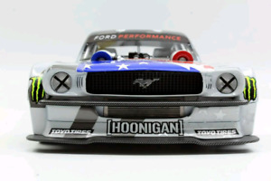 1:18 Resin Top Marques 1965 Ford Mustang Hoonigan Ken Block Ver2