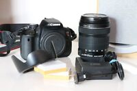 Canon Rebel T4i with EF-S 18-135mm f/3.5-5.6 IS STM lens