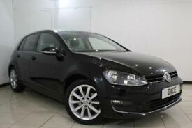 2014 14 VOLKSWAGEN GOLF 2.0 GT TDI BLUEMOTION TECHNOLOGY 5DR 148 BHP DIESEL