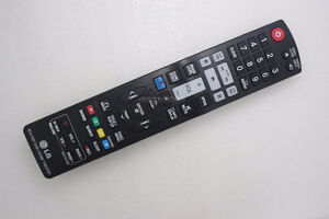 LG Blu Ray Home Theater Remote Control