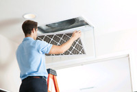 $129 Air Ducts & Vents Cleaning (Winter Promotion)