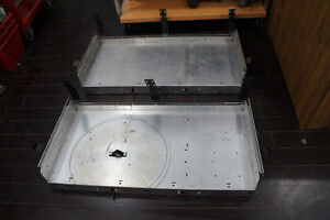 Crown Victoria Police Electronics Utility Trunk Tray Drawer