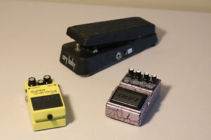 Moving Sale - 3 Guitar Pedals