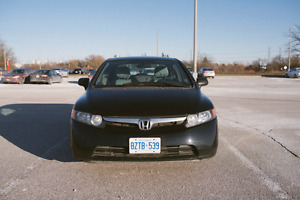 08 Civic DXG Manual $6000 with winter tires(E-tested)