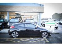2013 62 HYUNDAI VELOSTER 1.6 GDi Sport 4dr [Media Pack]