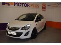 2014 VAUXHALL CORSA LIMITED EDITION HATCHBACK PETROL
