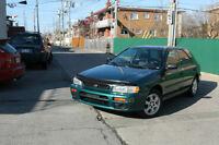 2001 Subaru Impreza L Familiale