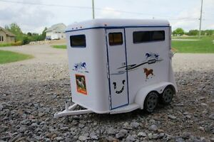 Traditional Breyer Trailer Peterborough Peterborough Area image 1