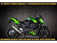 2009 09 KAWASAKI Z750 L9F 750CC 0% DEPOSIT FINANCE AVAILABLE