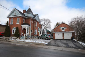 LARGE CENTURY HOME WITH 2 BEDROOM INLAW SUITE