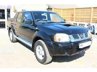 2006 NISSAN NAVARA DOUBLE CAB PICK UP DIESEL