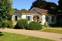 Cozy little cottage for rent in Goderich/Lake Huron