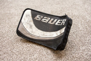 Bauer Senior Goalie Blocker