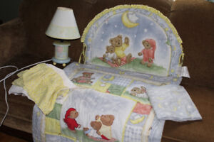 Crib Bed Set