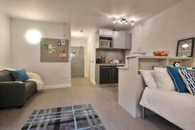 STUDENT ROOM TO RENT IN BIRMINGHAM. STUDIO AND TWO BED APARTMENT AVAILABLE
