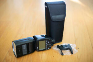 Canon Speedlite 600 EX-RT - MINT condition