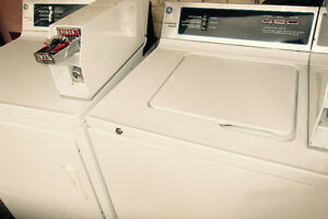 Washer and Natural Gas Dryer!