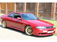 Nissan Skyline GTST Single Turbo!! Rare sought after colour +SUNROOF+BBS Alloys+