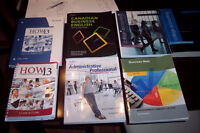 NBCC Office Administration textbooks 2015