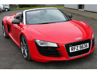 2013 Audi R8 4.2 quattro Spyder - LOW Mileage 13500 - Leather Interior!!