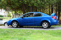 2003 Saturn ION Quad Coupe