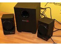 Xblaster pc/laptop speakers