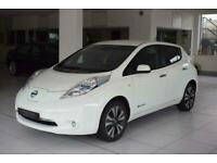 2014 Nissan Leaf (24kWh) Tekna 5dr Auto Hatchback Electric Automatic