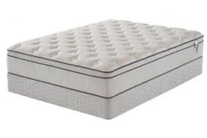 5 SETS LEFT! BRAND NEW LUXURY HOTEL MATTRESS SETS BY SERTA!!