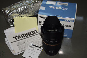 Brand New Tamron 17-50mm F/2.8 XR DiII LD Asp IF Lens for Pentax