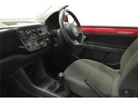 2014 Volkswagen UP move up! 1.0 BMT 60 PS 5-speed manual 3 Door Petrol red Manua