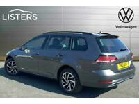 2021 Volkswagen GOLF DIESEL ESTATE 1.6 TDI Match Edition 5dr Estate Diesel Manua