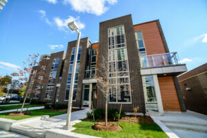 New, Luxurious Town-Home *1 MTH FREE* Don Mills n Sheppard-$4375