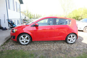 Reduced - 2016 Chevy Sonic Hatchback in Excellent Condition