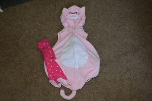 24 Month Cat Halloween Costume
