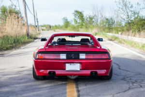 Ferrari 348 Serie Speciale rear light setup