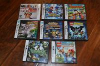 Jeux pour Nintendo DS / 3DS / Gameboy Advance