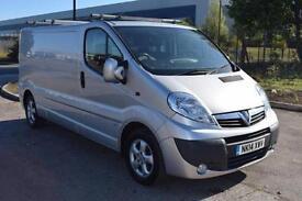 Vauxhall Vivaro 2900 Sportive LWB Panel Van