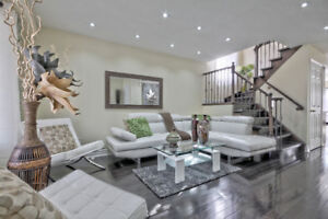 Gorgeous, Upgraded Semi Detached Back on to Ravine