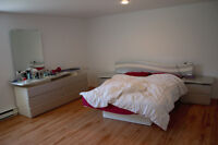 VERY SPACIOUS 2½ BACHELOR TO RENT IN SAINT-LAURENT CITY