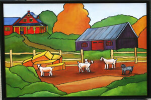 ORIGINAL PAINTING by renowned Artist from Niagara-on-the-Lake.
